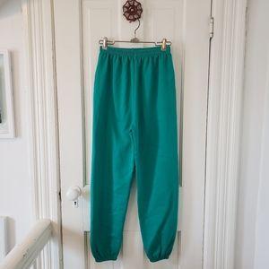 Vintage 1980s 1990s Classic Sweatpants Joggers